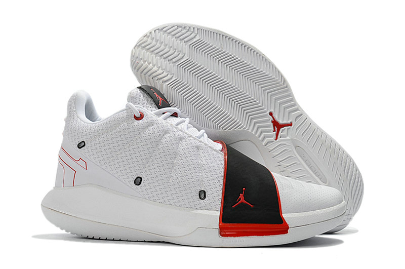 Where To Buy Cheap Nike Air Jordan CP3 XI Home White University Red Black AA1272-101