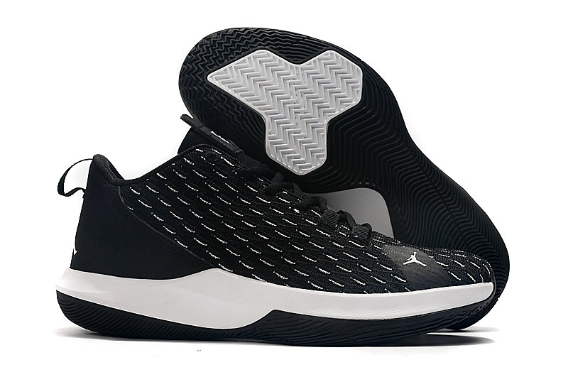 Where To Buy Cheap Nike Air Jordan CP3.XII White Black