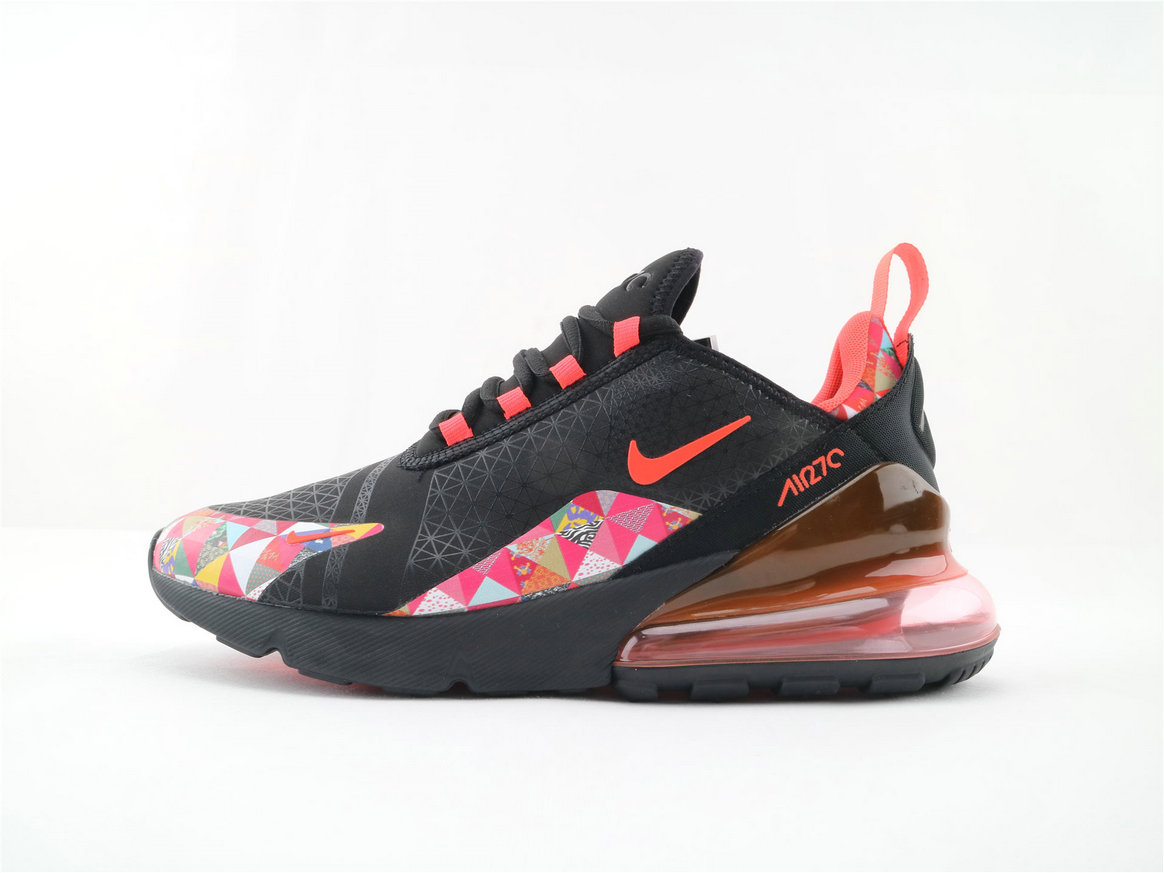 Where To Buy Cheap Nike Air Max 270 CNY Chinese New Year Black University Red BV6650-016