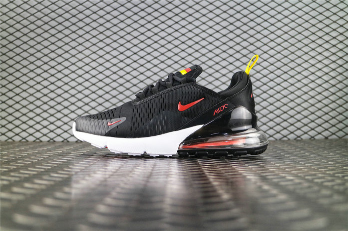 Where To Buy Cheap Nike Air Max 270 FIFA World Cup Germany Black Red Yellow AH8050-111