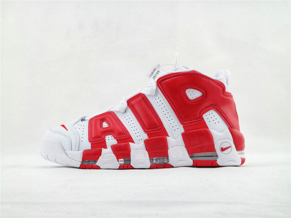 Where To Buy Cheap Nike Air More Uptempo Gym Red OG 414962-100