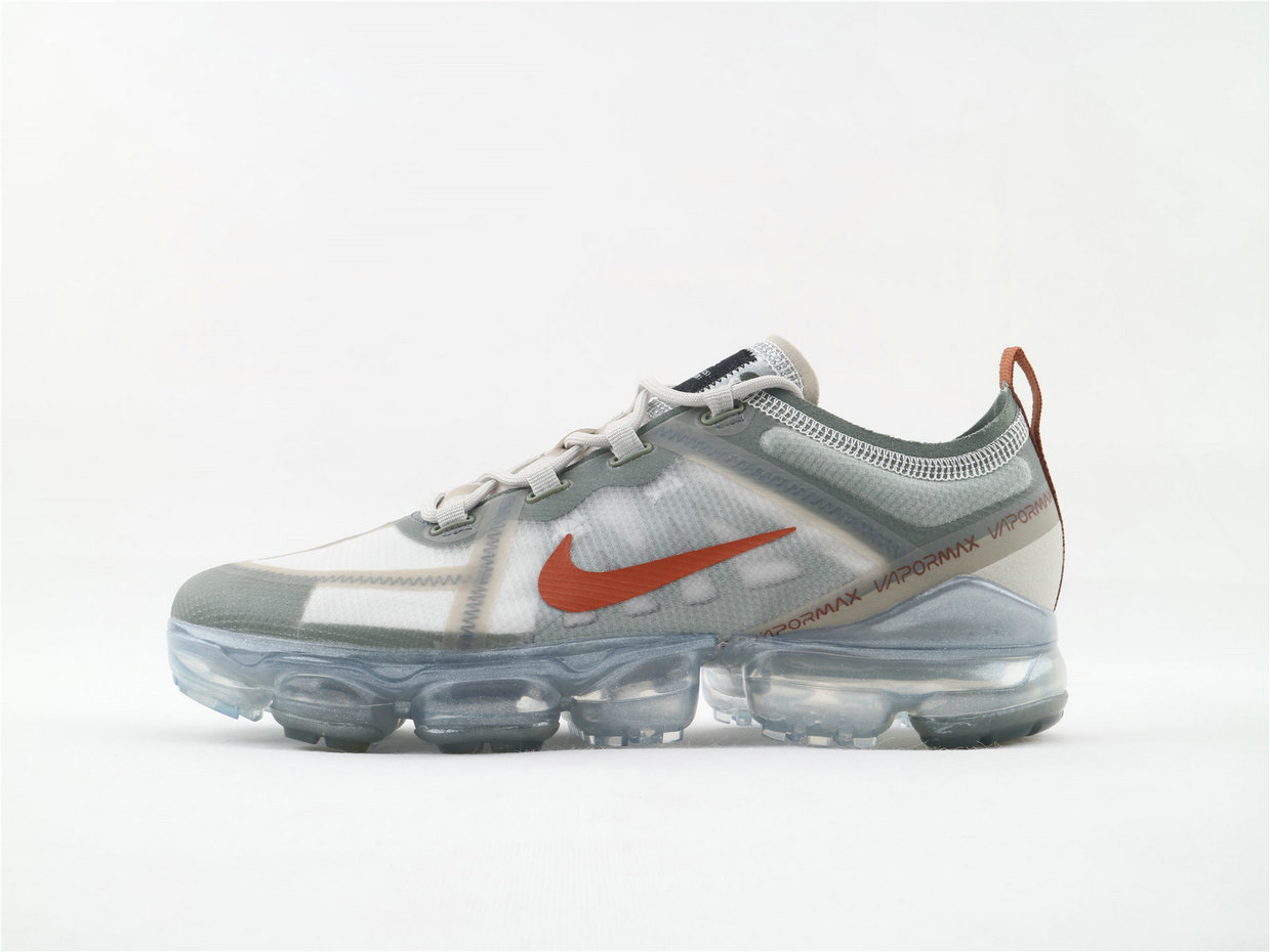 Where To Buy Cheap Nike Air Vapor Max 2019 Vintage Lichen Dark Russet AR6631-300