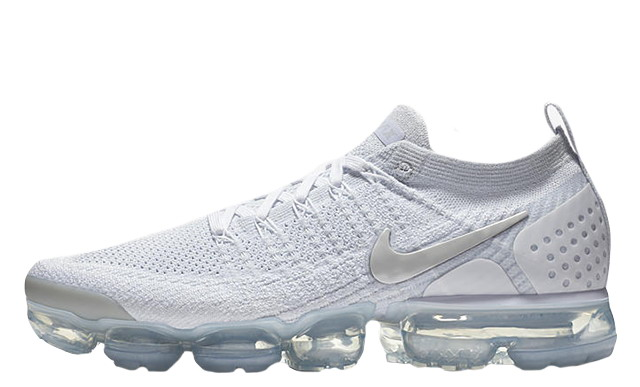 Where To Buy Cheap Nike Air VaporMax 2.0 White-White-Vast Grey-Football Grey 942842-105