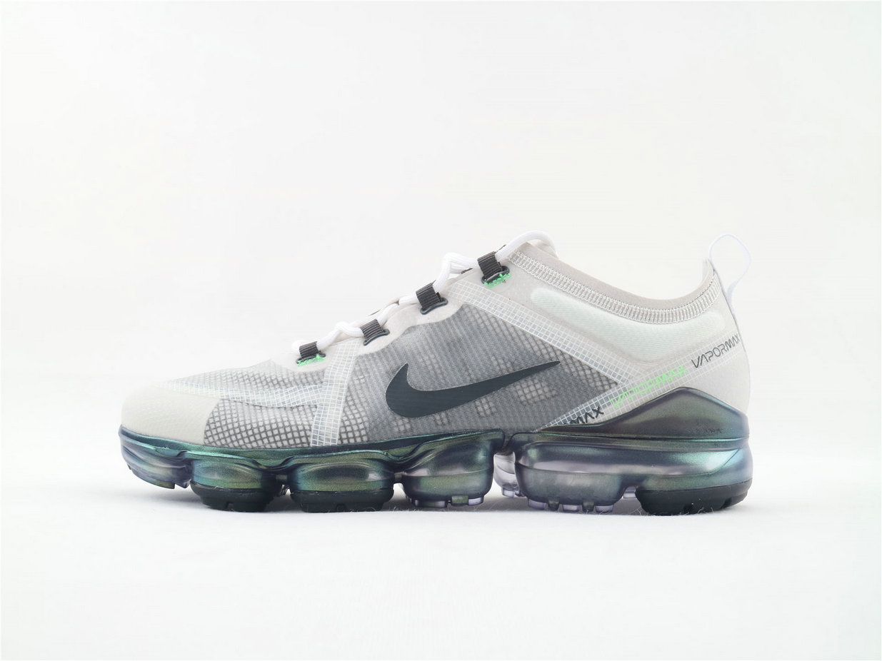 Where To Buy Cheap Nike Air VaporMax 2019 Pure Platinum Team Orange AR6631-003