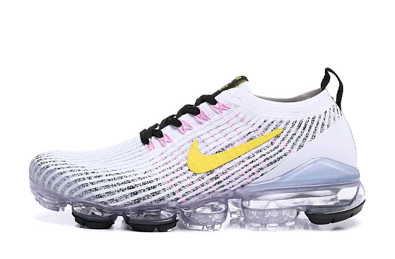 Where To Buy Cheap Nike Air VaporMax 3.0 White Dynamic Yellow Hyper Turquoise AJ6900-103