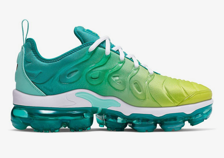 Where To Buy Cheap Nike Air VaporMax Plus Spirit Teal Tropical Twist-White-Cyber CI9900-300