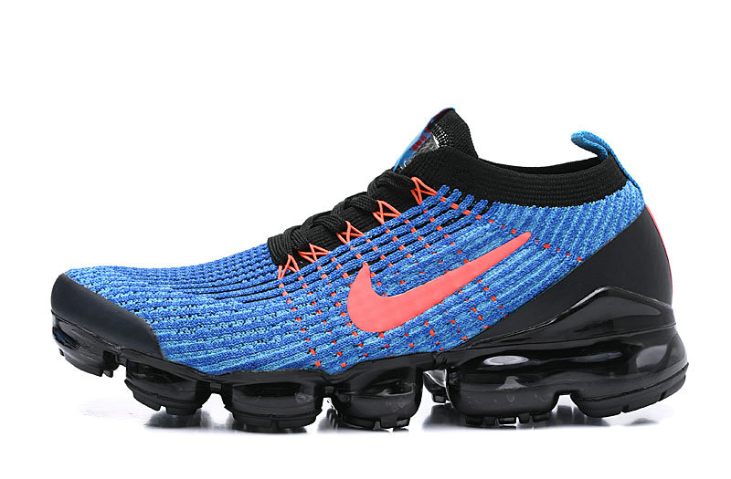Where To Buy Cheap Nike Air Vapormax 3.0 Blue Fury Flash Crimson-Racer Blue-Black-Metallic Silver AJ6900-401