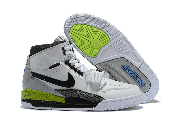 Where To Buy Cheap Nike Just Don X Air Jordan Legacy 312 Nike Pack White Black