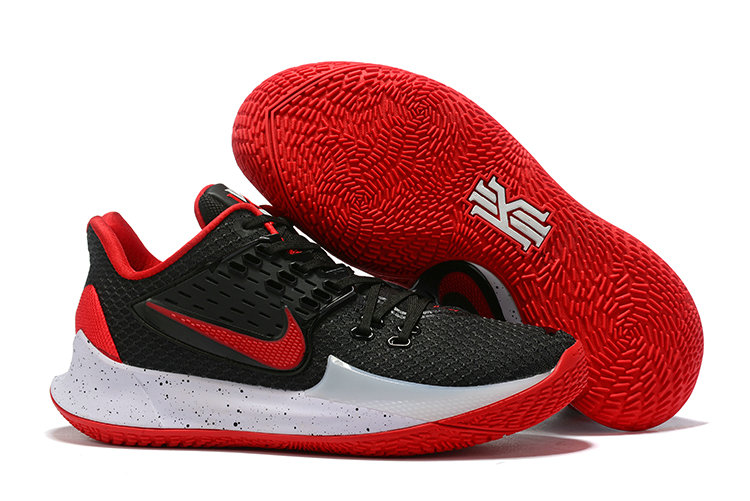 Where To Buy Cheap Nike Kyrie 2 Low Black Red White