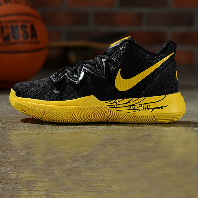 Where To Buy Cheap Nike Kyrie 5 Irving Yellow Black