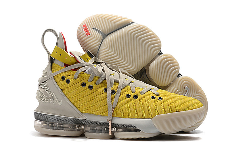 Where To Buy Cheap Nike LeBron 16 HFR Bright Citron Summit White CI1145-700