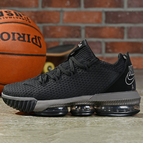 Where To Buy Cheap Nike Lebron 16 Low Ghost Black