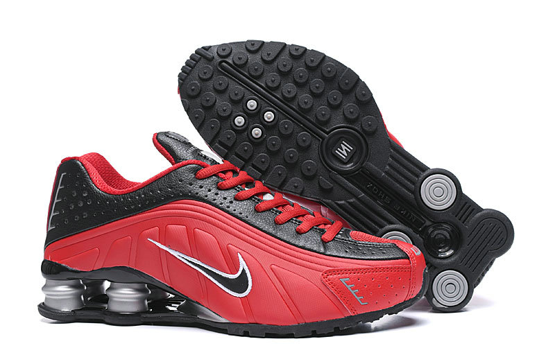 Where To Buy Cheap Nike Shox R4 China Red Black