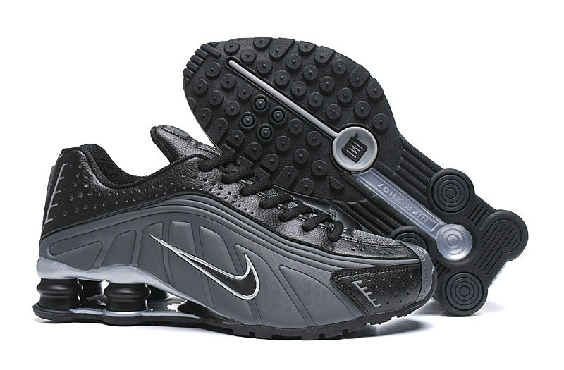 Where To Buy Cheap Nike Shox R4 Dark Grey Black