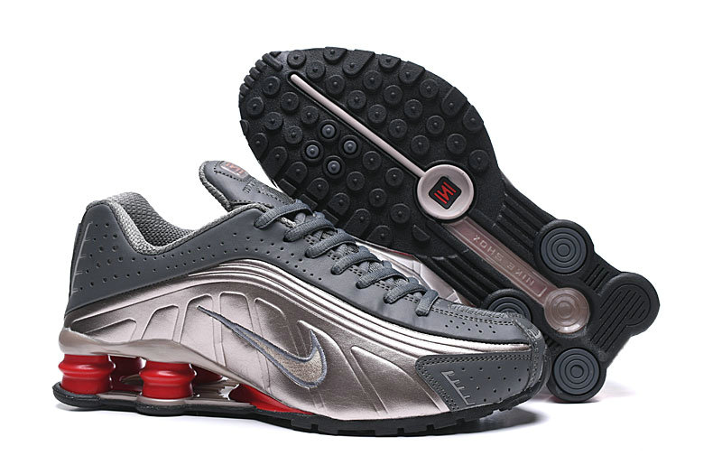 Where To Buy Cheap Nike Shox R4 Metallick Gold Grey