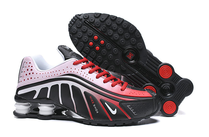 Where To Buy Cheap Nike Shox R4 Pink Red Black
