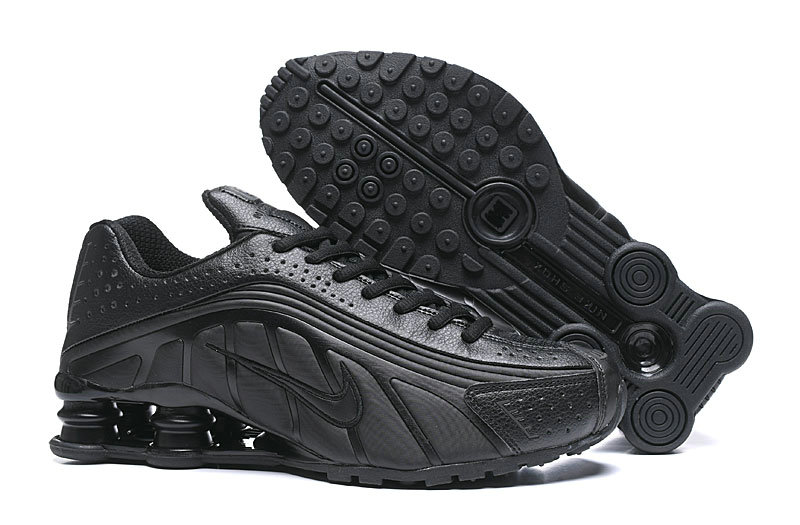 Where To Buy Cheap Nike Shox R4 Total Black