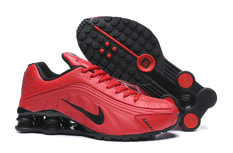 Where To Buy Cheap Nike Shox R4 True Red Black