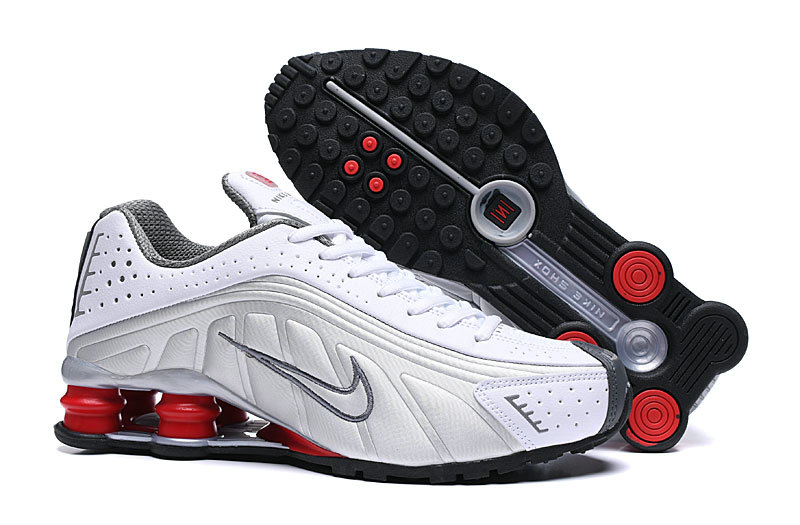 Where To Buy Cheap Nike Shox R4 White Grey