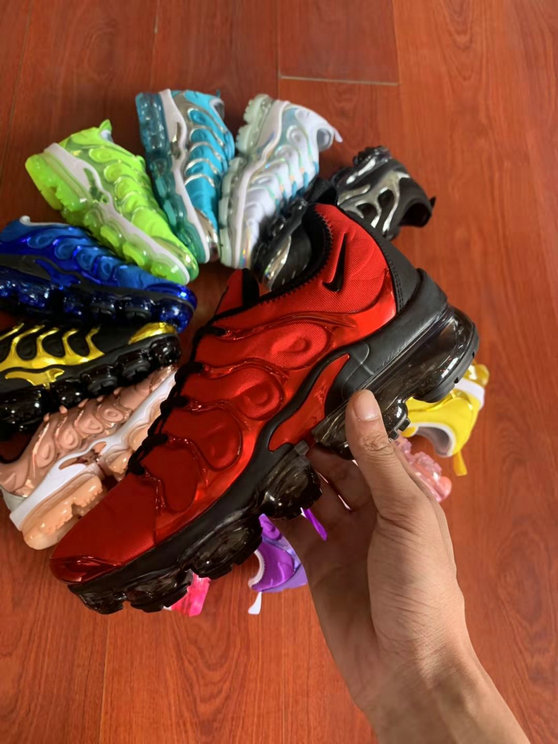 Where To Buy Cheap Nike VaporMax Plus TN University Red Black