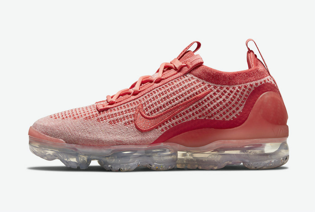 Where To Buy Wholesale Cheap Nike Vapormax Flyknit 2021 Full Red Finish DC4112-800