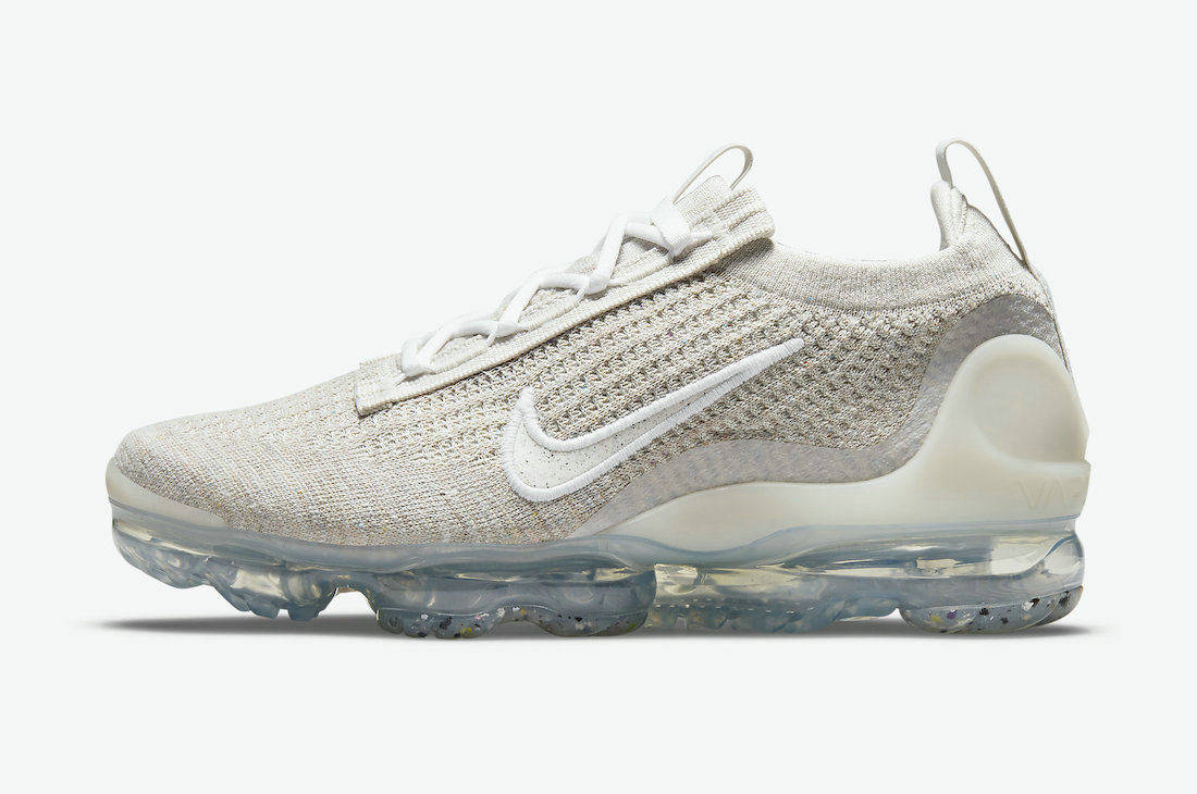 Where To Buy Wholesale Cheap Nike Vapormax Flyknit 2021 Pure Platinum DC4112-100
