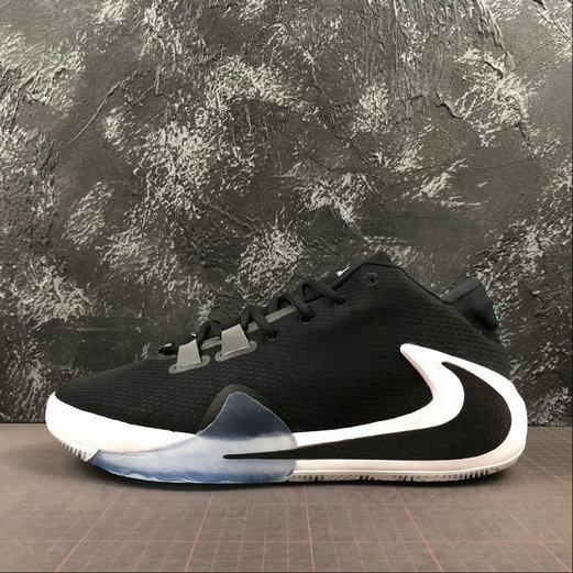 Where To Buy Cheap Nike Zoom Freak 1 Black White BQ5422-001