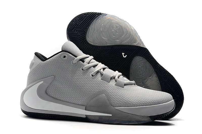 Where To Buy Cheap Nike Zoom Freak 1 Cool Grey Wolf Grey Black White