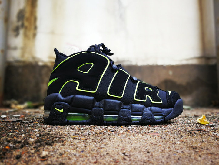 Where To Buy Cheap Nikes Air More Uptempo Navy Blue Green