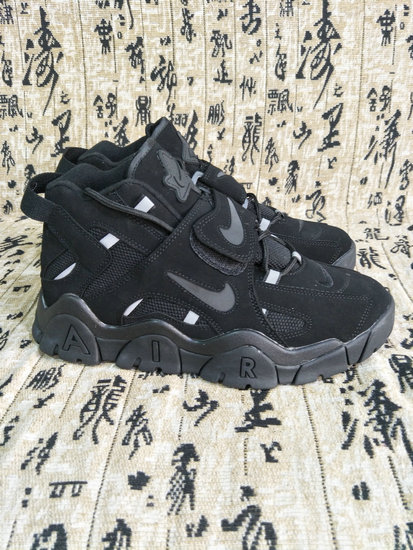 Where To Buy Cheap Nikes Air More Uptempo Total Black