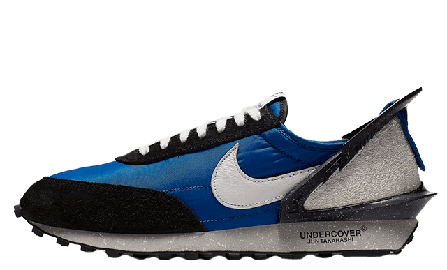 Where To Buy Cheap Undercover x Nike Daybreak Blue Black BV4594-400