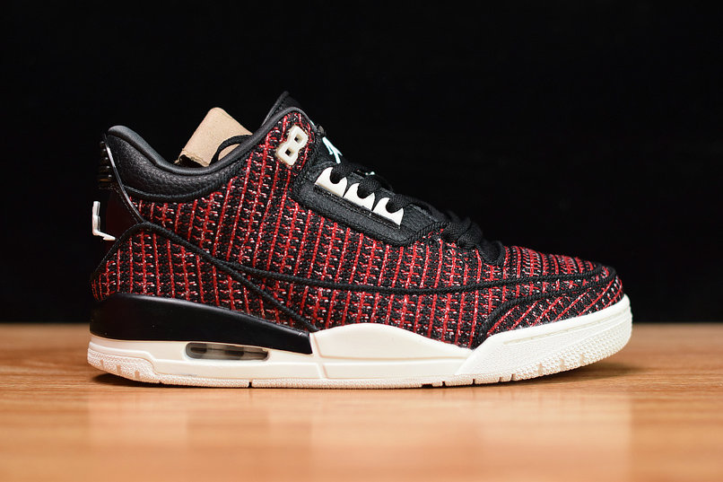 Where To Buy Cheap Vogue x Nike Air Jordan 3 SE AWOK University Red Sail Black BQ3195-601