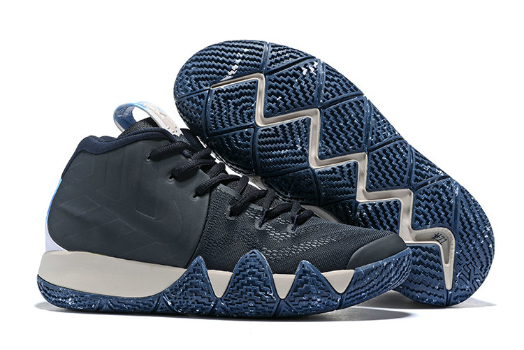 43266246252e Cheap Wholesale Where To Buy Nike Kyrie 4 N7 AT0320-400 Dark Obsidian Dark  Obsidian