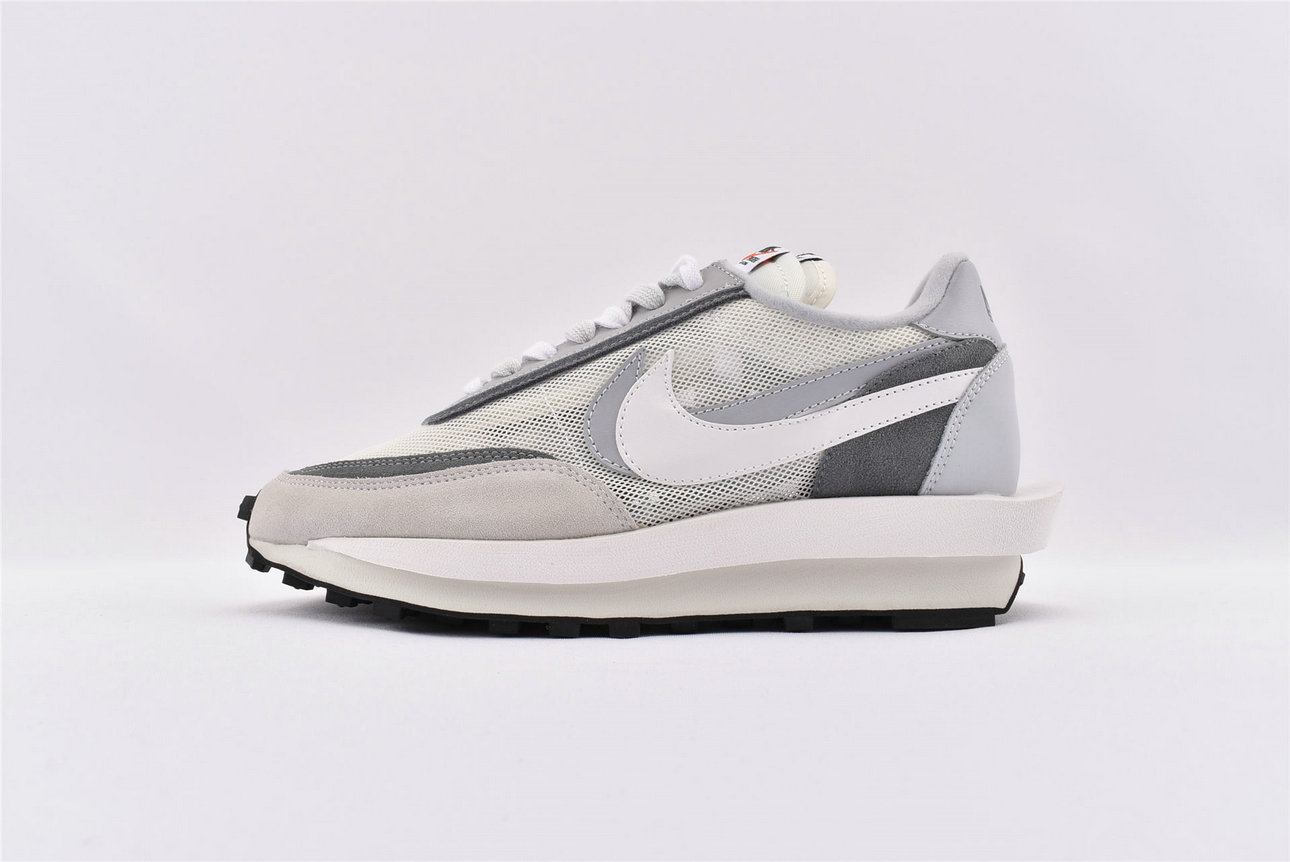 Where To Buy Sacai x Nike LDV Waffle Daybreak Summit White White Wolf Grey Black BV0073 100