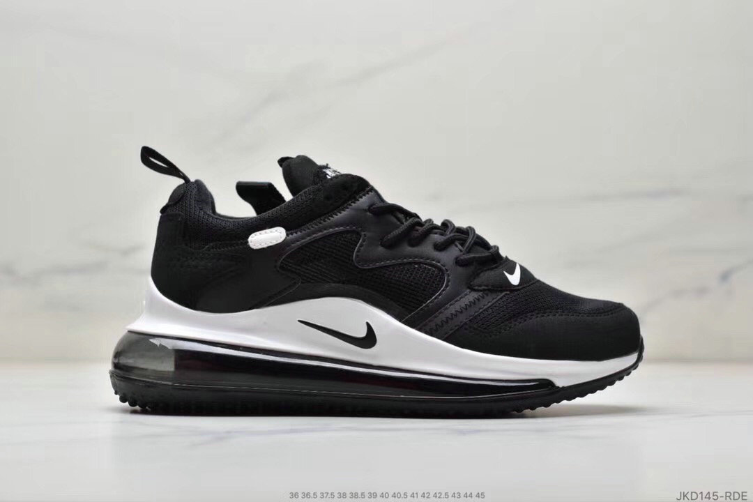 Where To Buy Wholesale Womens Cheap Nike Air Max 720 OBJ Odell Beckham Jr Black White