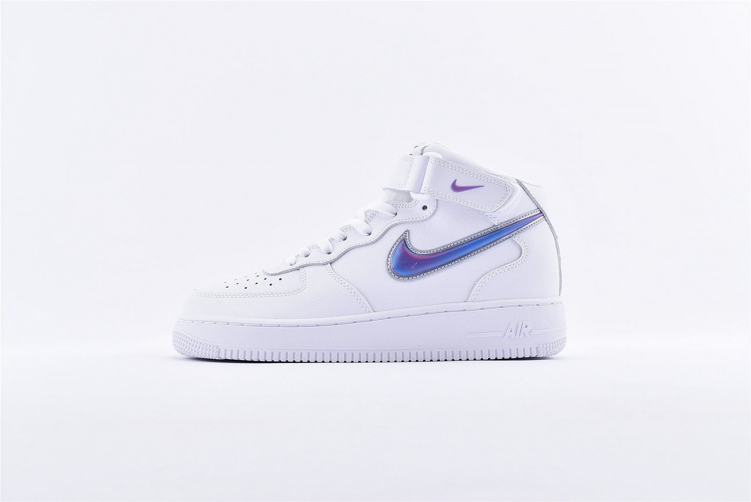 Where To Buy Womens Nike Air Force 1 07  Laser White Photo Blue AQ8650-107