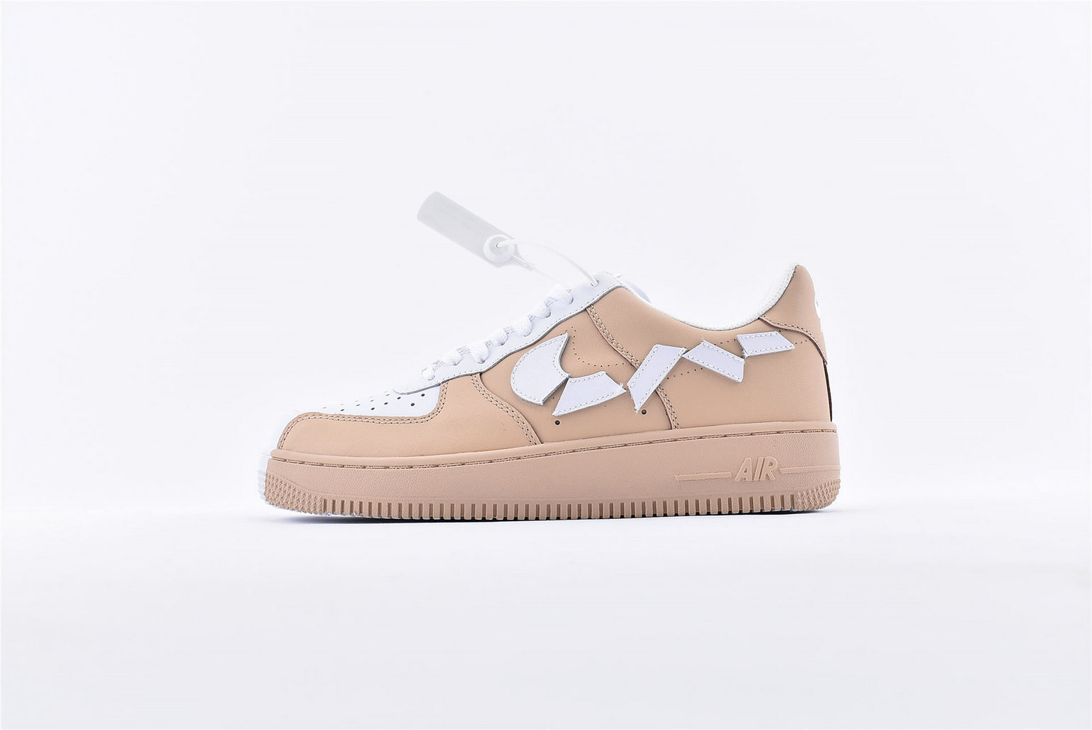 Where To Buy Womens Nike Air Force 1 07 Wheat White 315124-200