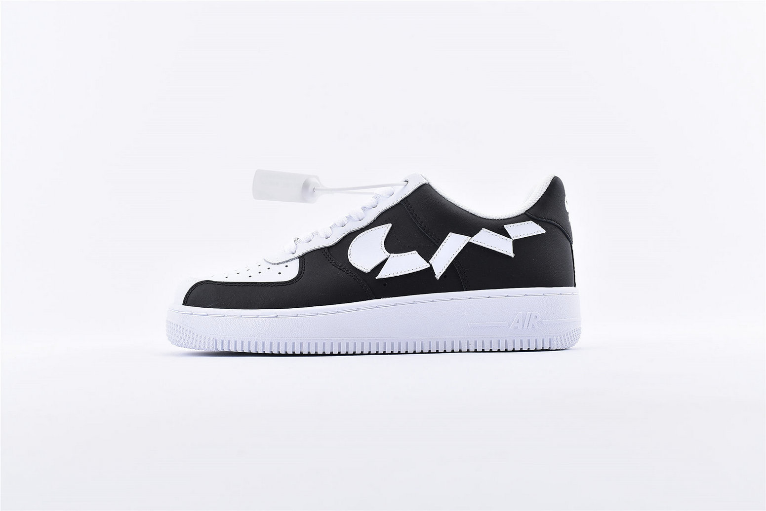 Where To Buy Womens Nike Air Force 1 07 White Black 315124-011