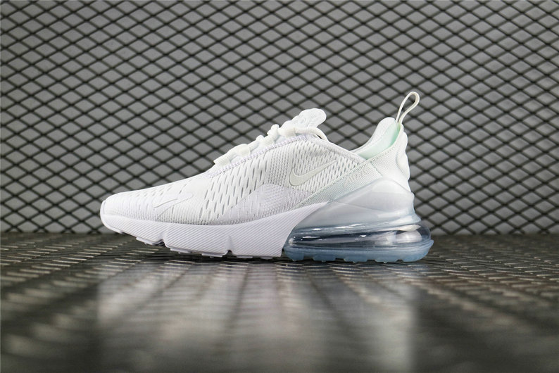 Where To Buy Womens Nike Air Max 270 Flyknit Triple White AH6789 102
