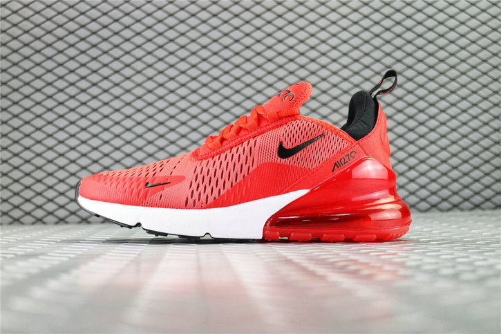 Where To Buy Womens Nike Air Max 270 Habanero Red Black White AH8050 601