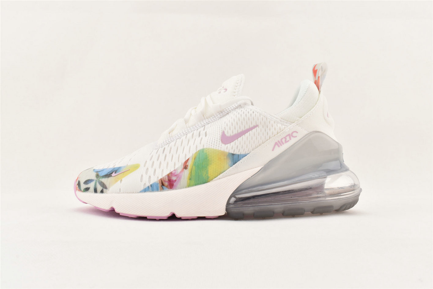Where To Buy Womens Nike Air Max 270 PRM Summit White Lt Arctic Pink AT6819-100