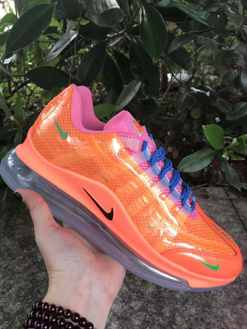 Nike Air Max 720 Women lava glowblue furytotal orange