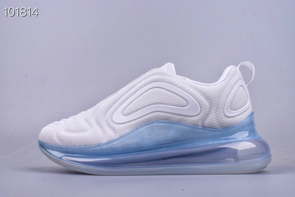 Where To Buy Womens Nike Air Max 720 Pure Platinum Oxygen Purple AR9293-009