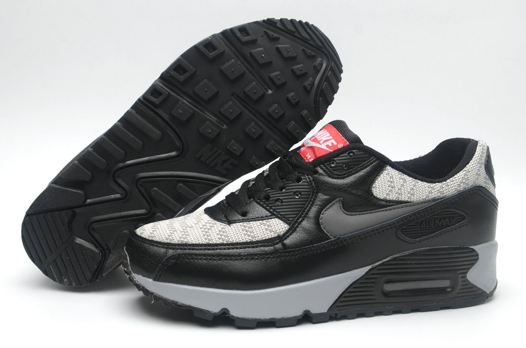 Where To Buy Womens Nike Air Maxs 90 Black Grey