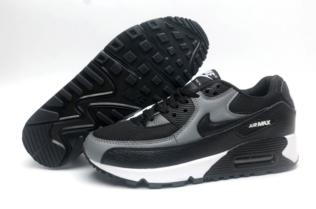 Where To Buy Womens Nike Air Maxs 90 Black Grey White