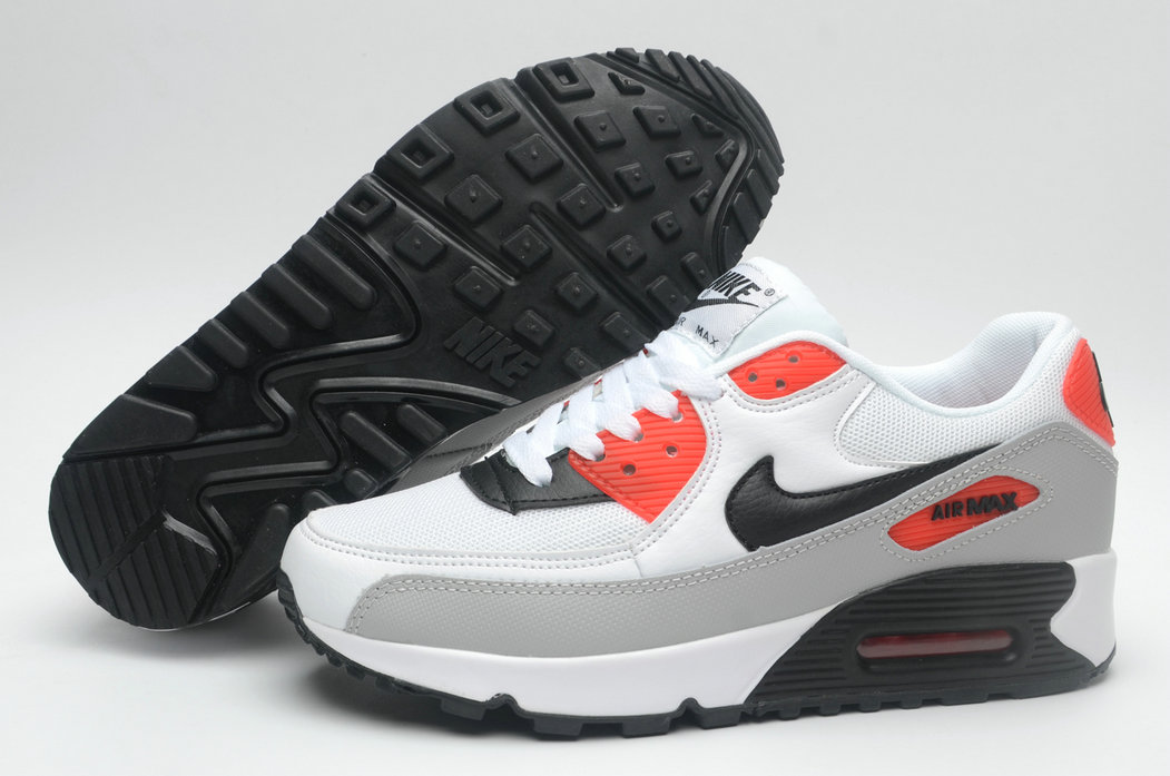 Where To Buy Womens Nike Air Maxs 90 Gym Red White Grey Black