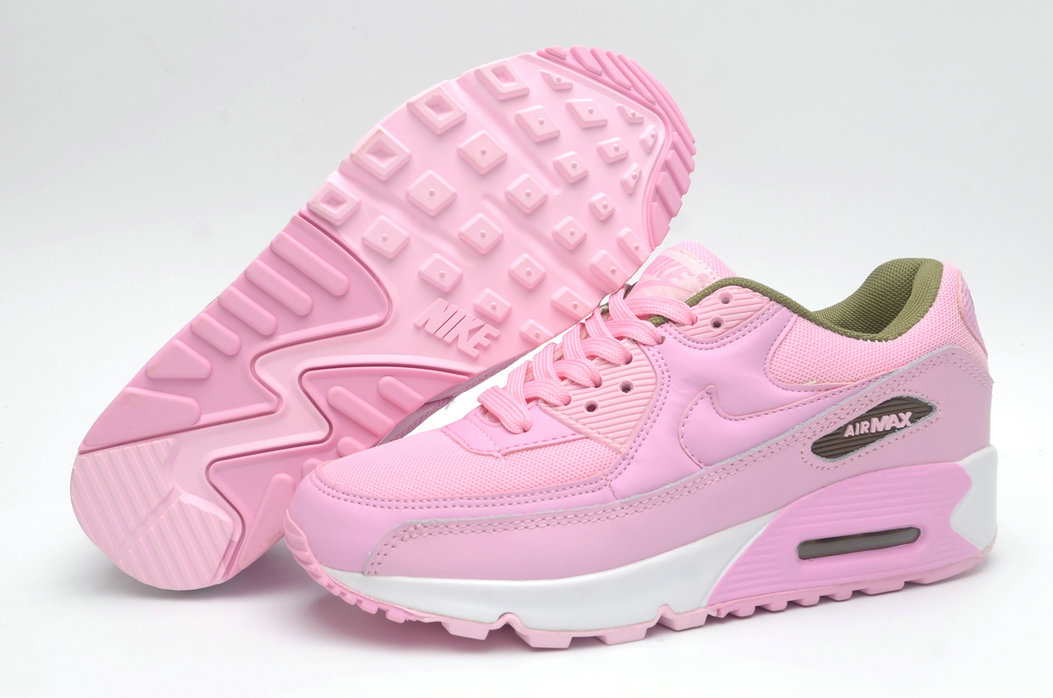 Where To Buy Womens Nike Air Maxs 90 Pink White