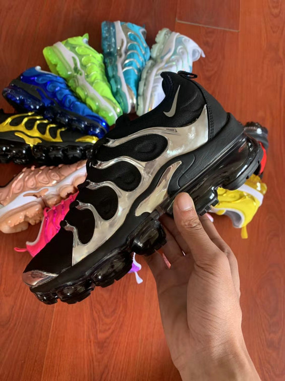 Where To Buy Womens Nike Air VaporMax Plus TN Metallic Gold Black