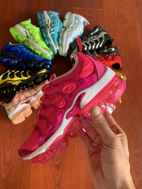 Where To Buy Womens Nike Air VaporMax Plus TN Pink Red White