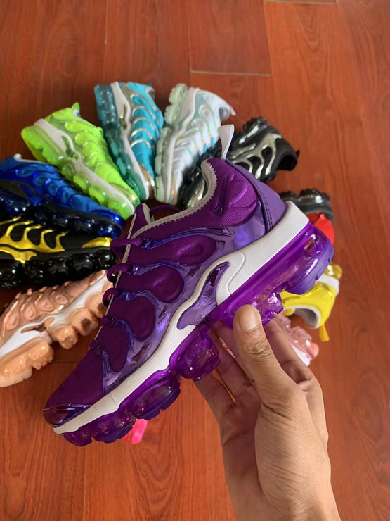 Where To Buy Womens Nike Air VaporMax Plus TN Purple White